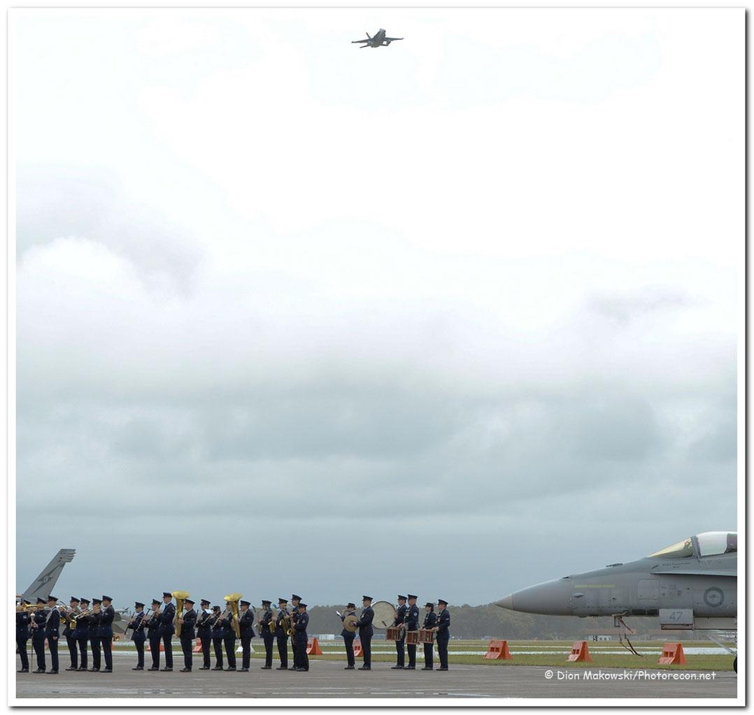 3 Squadron Hornet