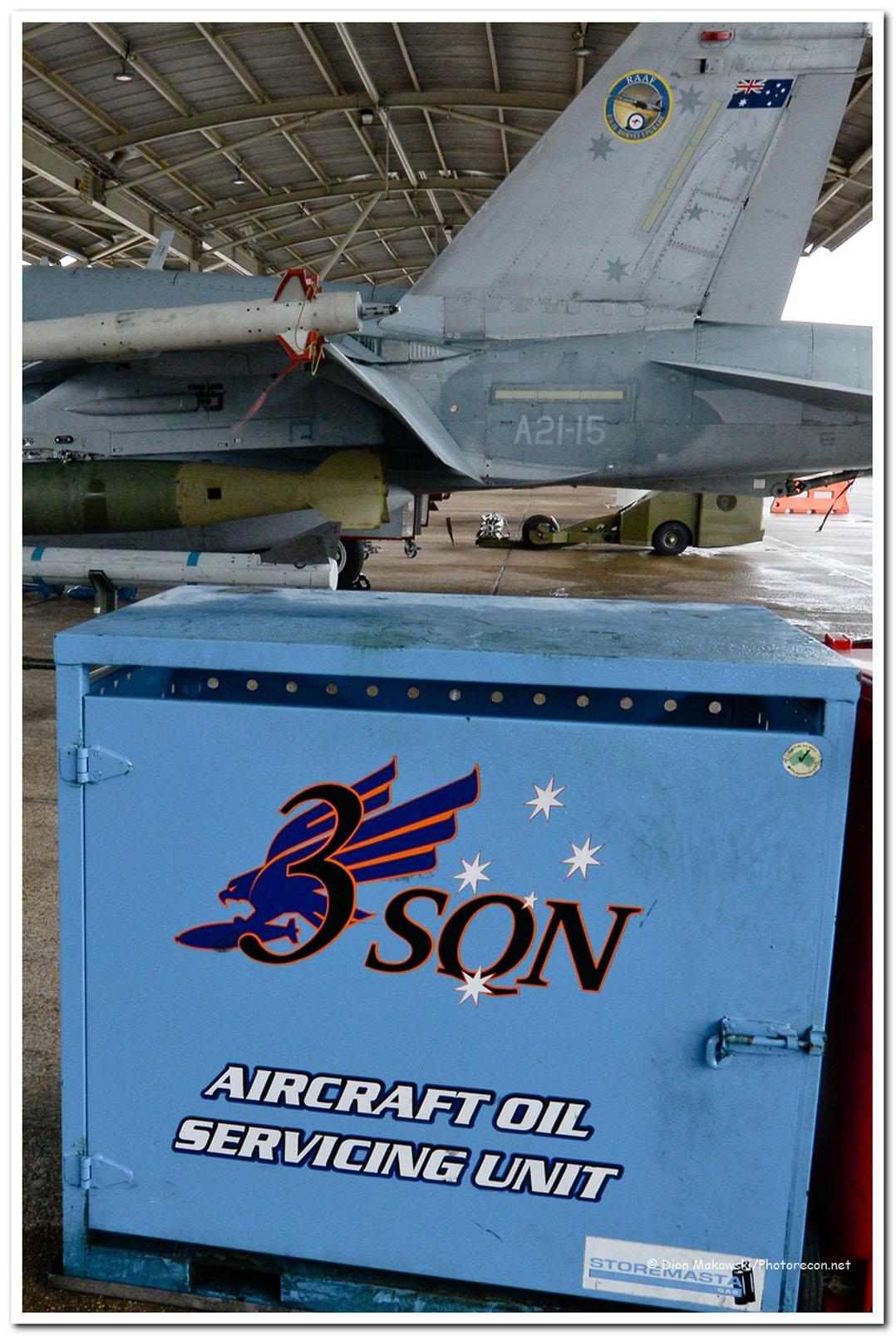 3 Squadron maintenance