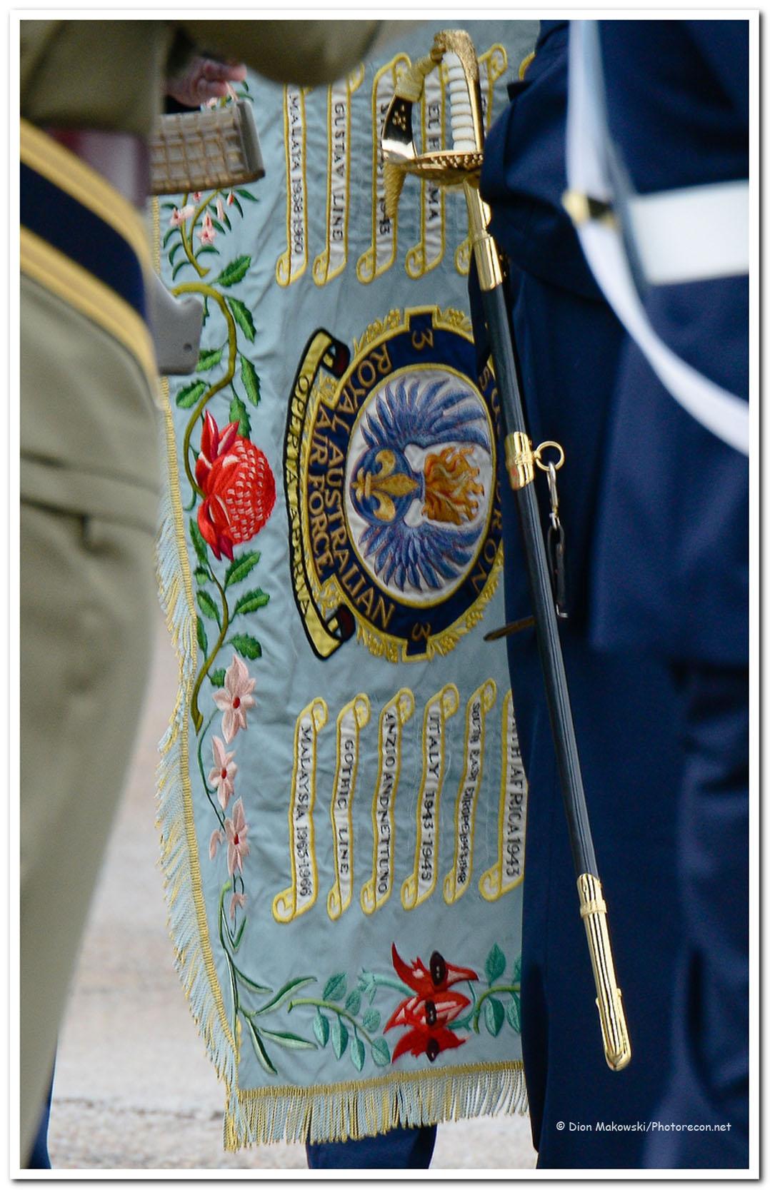 3 Squadron\'s colours