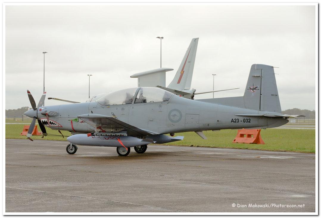 4 Squadron PC-9A