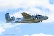 Enhc B-25J Takeoff Time-8551