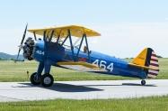 Enhc Boeing N2S-3 Steerman   464-7438-2