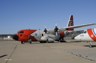 CONA throwback USCG HC-130H colors