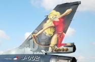 RNLAF F-16 65th Anniversary 323 Squadron