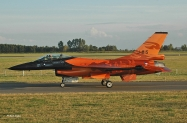 RNLAF F-16 Flight Demo colors
