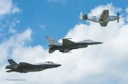 Enhc Herit F-35 LF F-16 SW  P-51D-1125