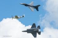 Enhc Herit F-35 LF F-16 SW  P-51D-1153