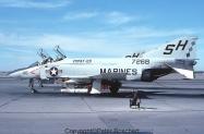 32 F-4J 157268 VMFAT-101 MCAS El Toro 1978